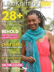 I Like Knitting August Issue