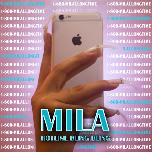 "Mila J Remixes ""Hotline Bling"""