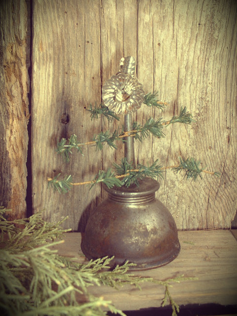 more primitive christmas decor - Primitive Christmas Decor