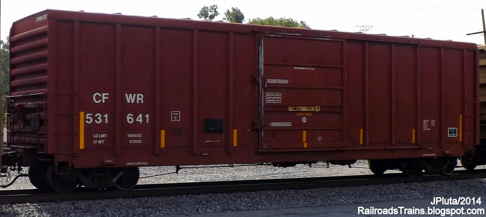 Railroad Freight Train Locomotive Engine Emd Ge Boxcar Bnsf Csx Fec