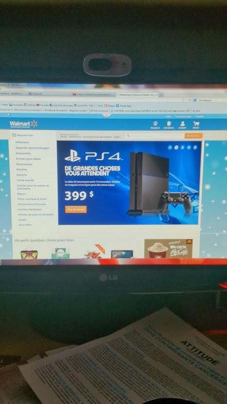 Noël... magasinage en ligne... Première Partie #Walmartenligne