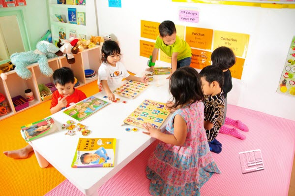 Pendidikan bagi anak usia dini di Indonesia
