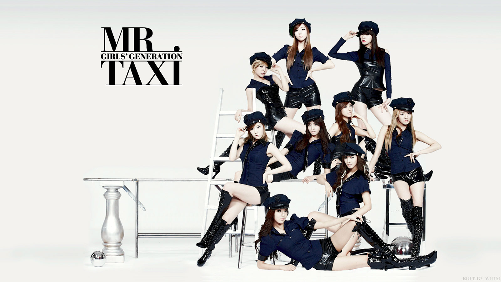 Indonesian SONE world: SNSD Mr. Taxi