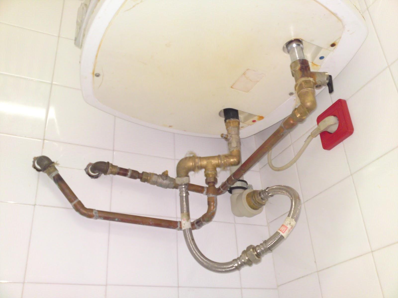 Instalaciones garc a instalaciones de fontaner a for Valvula de seguridad termo electrico