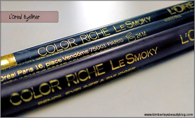L'Oreal Colour Riche Le Smoky Eye Liner