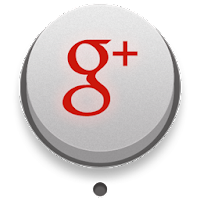 Round Google Button Icon