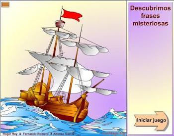 JUEGO:DESCUBRIMOS FRASES MISTERIOSAS