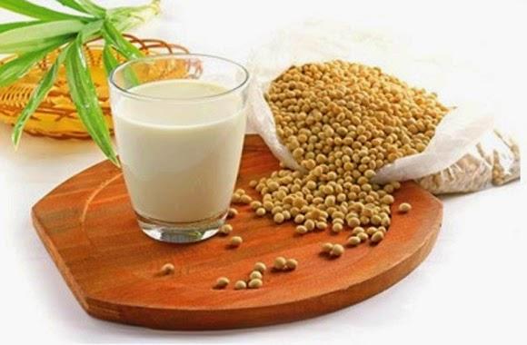 Giảm cân bằng sữa đậu nành