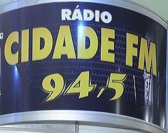 RÁDIO CIDADE 94,5 FM AO VIVO