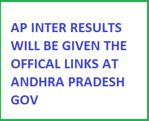 AP Inter 1st Year, 2nd Year 2014 Results Download