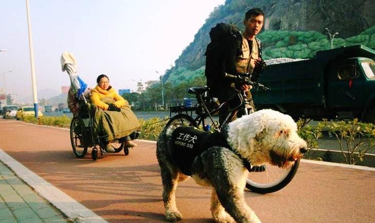 keliling china