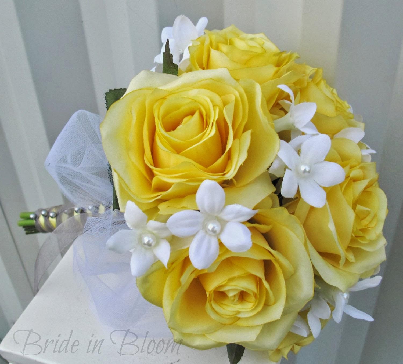 yellow flowers bouquethttprefreshroseblogspotcom