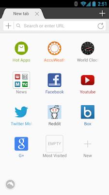Dolphin Browser Apk Android - Cepat dan Populer