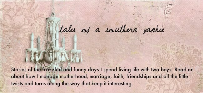 Tales of a Southern Yankee