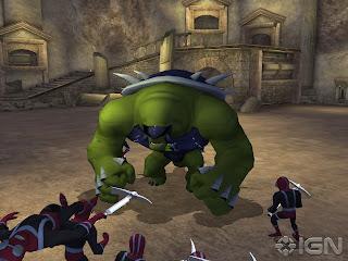 Ben 10 Ultimate Alien Cosmic Destruction PSP Game Photo
