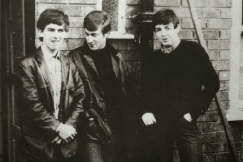 Funny thing is, The Beatles were not allowed to use the garage