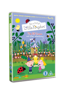 "Ben & Holly's Little Kingdom ""The Elf Games"""