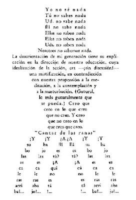 imagen Poesía Visual Calígrama