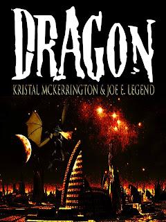 Dragon by Joe E Legend and Kristal McKerrington