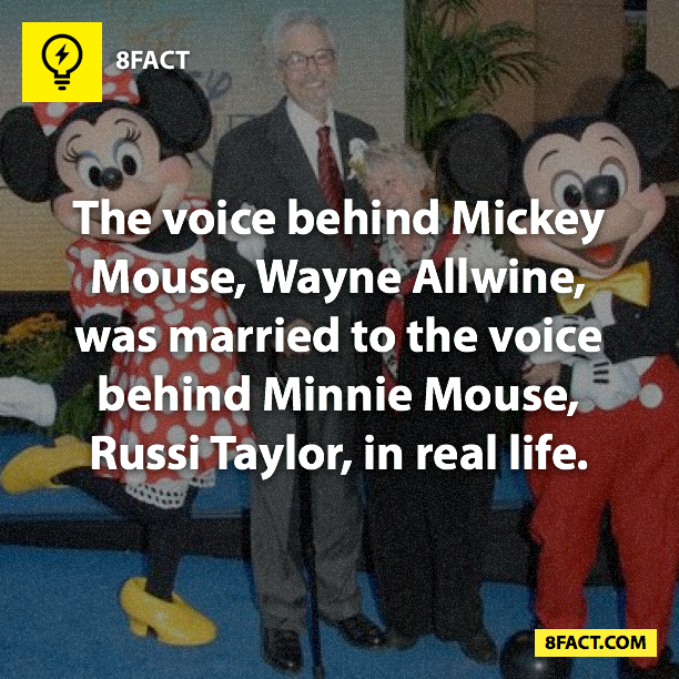 Micky Mouse facts