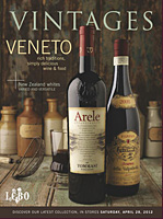 Cover of April 28 LCBO Vintages release