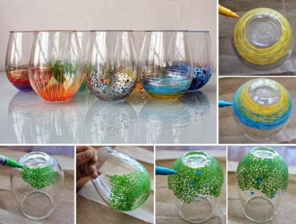 باكواب زجاجية