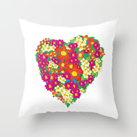 Bouquet Pillow