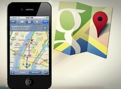 Apps Google Maps for iOS