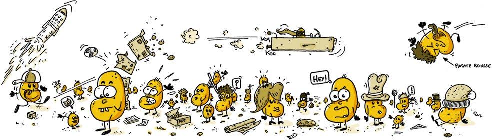 Les Kartofs