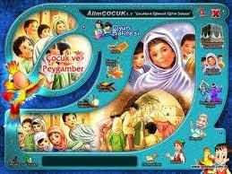 Alim Çocuk Bilgi Yarışması Oyunu