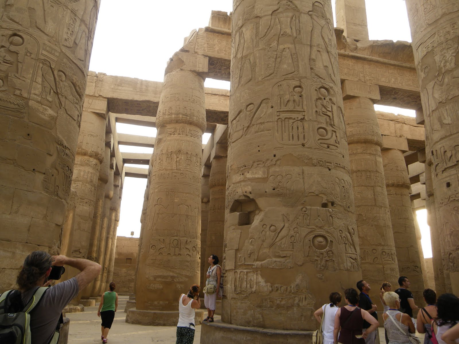 Arquitectura religiosa en egipto historia del arte for Arquitectura de egipto