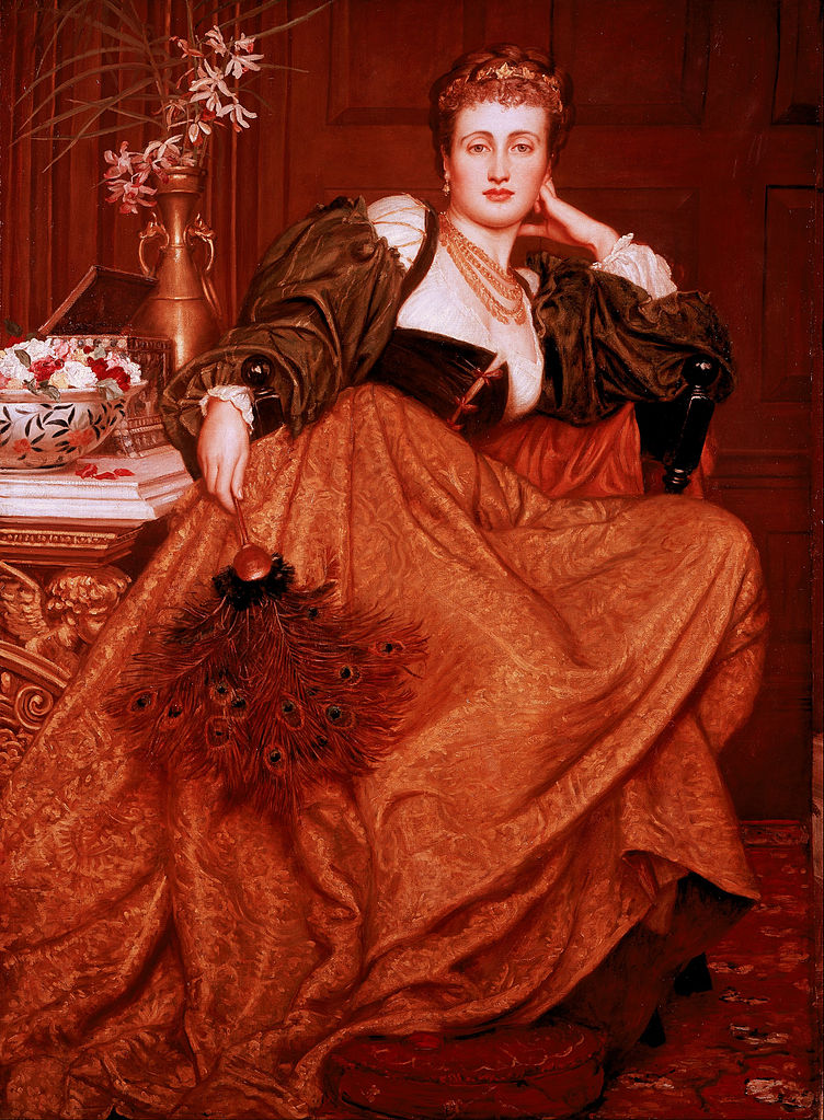 Victorian British Painting Valentine Cameron Prinsep