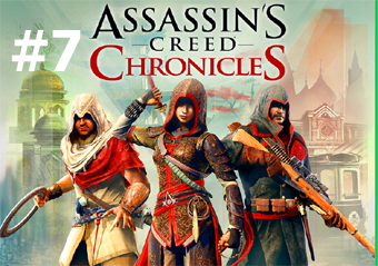 ASSASSIN'S CREED CHRONICLES CHINA - DETONADO/ CHEATS: