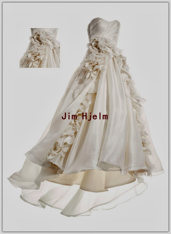 Best wedding dress style for large bust for Wedding dress for large bust