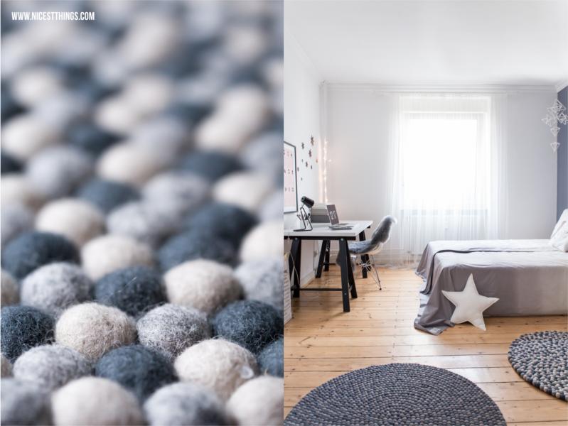 Schlafzimmer Blau Grau ~ Kreative Deko-Ideen und ...