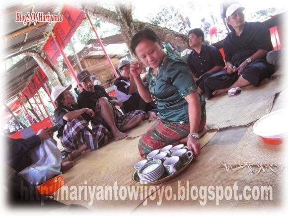 Misa' Kada di Potuo Pantan Kada di Pomate
