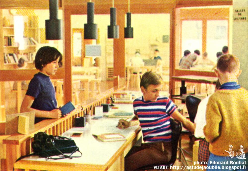 Clamart biblioth que atelier de montrouge part 3 for Petite bibliotheque enfant