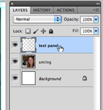 Recycled crafts:  boardbook diy Photoshop rename text panel