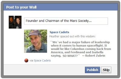 Robert Zubrin Mars Society