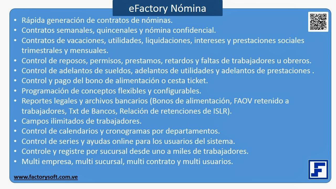 Efactory N Mina Web Generaci N De Recibos De N Mina
