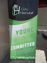 CITY HARVEST CHURCH has moved ......