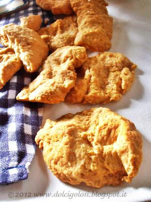 Dolci golosità: Biscotti al Marsala