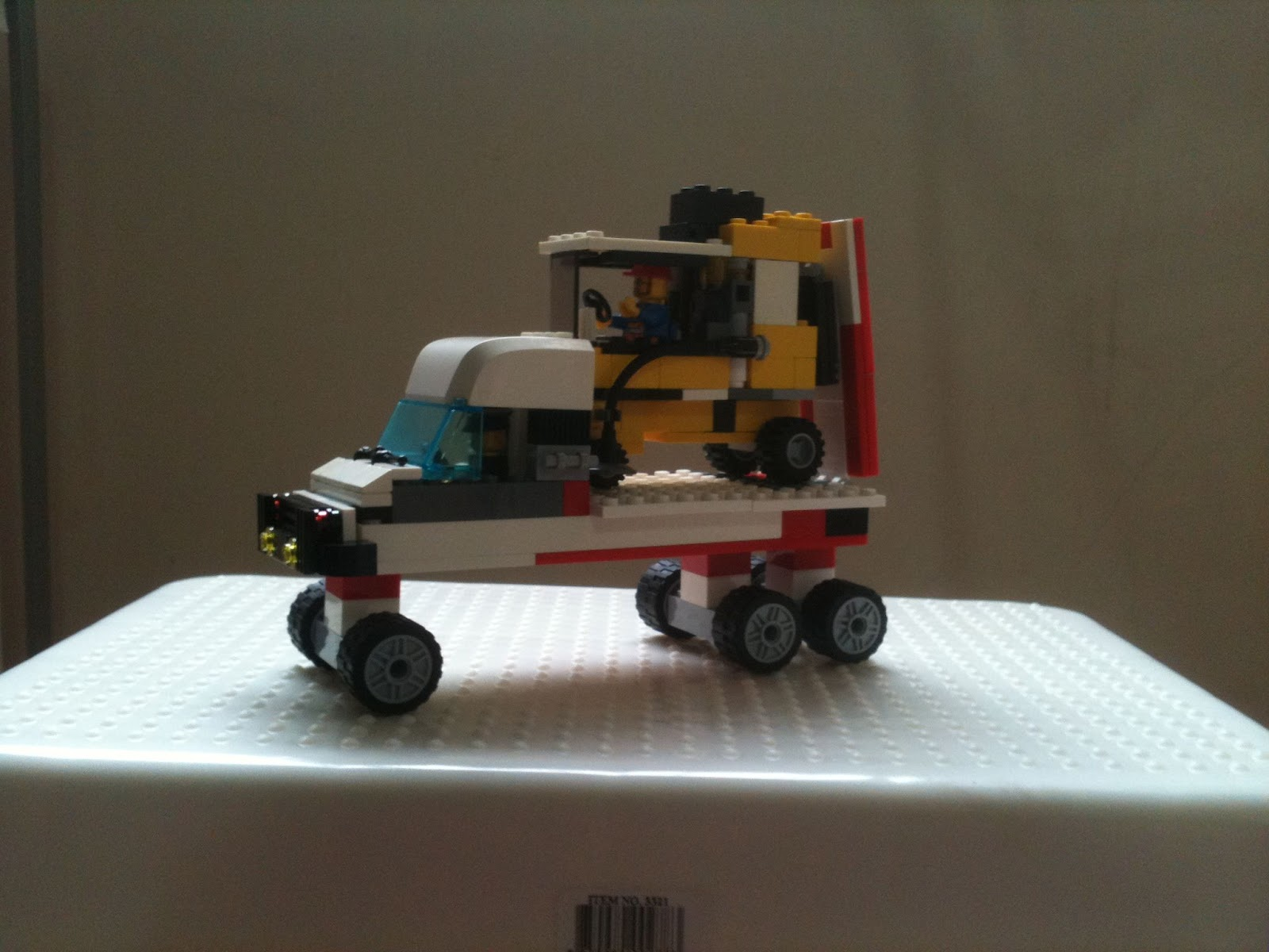 Ace Swan Blog: Lego flatbed truck - 183.5KB