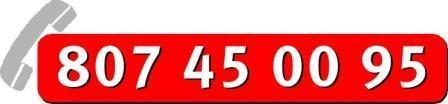 Consulta telefónica Abogado 24h Teléfono 807 45 00 95