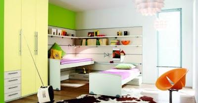 Dormitorios infantiles con varios colores temas modernos - Dormitorios infantiles tematicos ...
