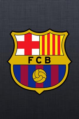 Club Logo iPhone Wallpaper