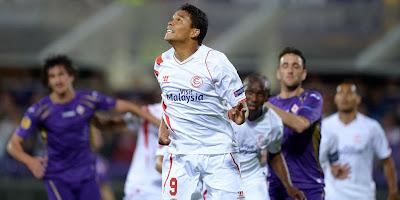 Hasil Pertandingan : Fiorentina Vs Sevilla 0-2 Tadi Malam
