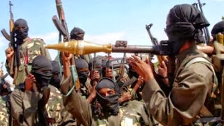 Breaking News: Boko Haram strikes in Adamawa, kills 9, burn down churches, bank