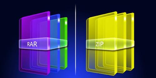 4 Cara Membuka - mengetahui Password File Rar Zip
