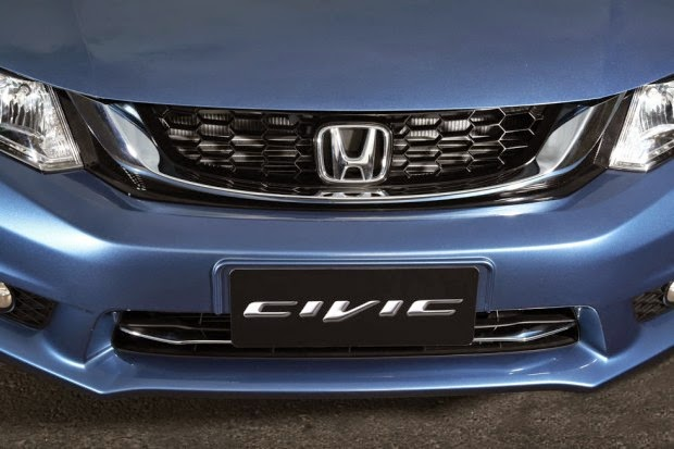 Novo Honda Civic 2015 Fotos